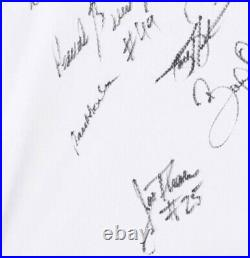 1/1 Barry Larkin Game Used Jersey Barry Bonds Albert Pujols ALL STAR Team Signed
