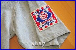 1939 The Natural Movie Cincinnati Reds Game Worn (used) Flannel Jersey 46