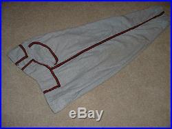 1956 Milwaukee Braves Road flannel uniform, #26