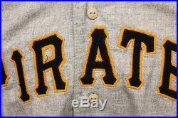 1960 Pittsburgh Pirates Hal Smith Game-worn World Series Uniform (Jersey, Pants)
