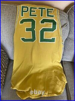1963 Kansas City Athletics KC As Game Used Worn Jersey & Pants