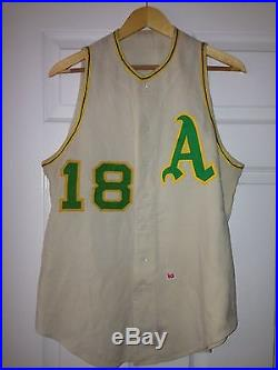 1965 Game Used Worn Wes Stock Kansas City Athletics, A's Jersey, Vest