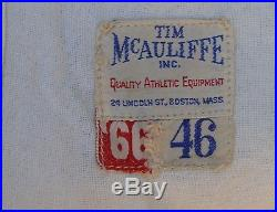 1966 Bob Garibaldi Game Worn Home Jersey, San Francisco Giants