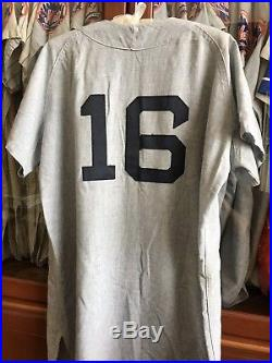 1969 Reading Phillies Flannel Jersey #16