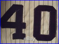1970 1971 Ken Hawk Harrelson Cleveland Indians Game Used Worn Jersey Uniform