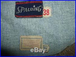 1970 Vern Fuller Game Used Worn Cleveland Indians Flannel Jersey Uniform RARE
