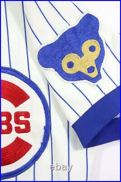1973-1974 Steve Stone Chicago Cubs Game Used Vintage Pin-stripe Home Jersey A10