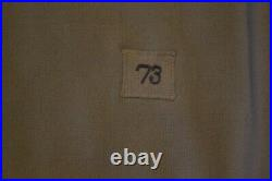1973 Chicago Cubs Game Worn Used Road Jersey Pat Bourque