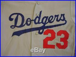 1974 Los Angeles Dodgers #23 Jim Wynn Game Worn Jersey