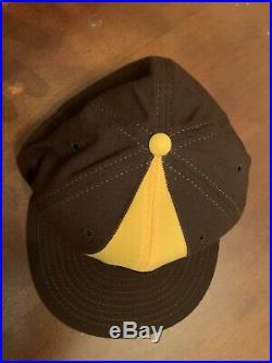 1974 San Diego Padres Hat Cap / Game Used Worn