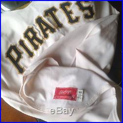 1976 Pittsburgh Pirates'No Hitter' Game Jersey MLB
