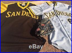 1976 San Diego Padres Game Used Jersey Mike Champion