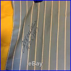1978 Larry Biittner Chicago Cubs Mlb Baseball 100% Original Game Worn Jersey