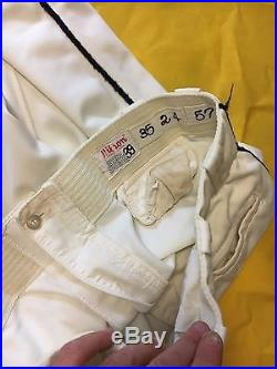 1978 Ralph Houk Detroit Tigers Mlb Baseball Team Original Game Worn Uniform