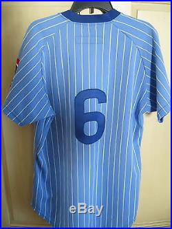1979 Chicago Cubs Game Used/Worn Jersey #6 Ted Sizemore size 44