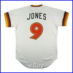 1983 Rupert Jones Game Worn San Diego Padres Vintage Pullover Jersey