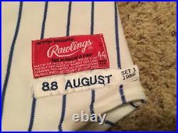 1988 Milwaukee Brewers Game Jersey