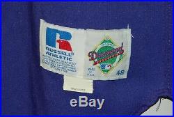 1998 Andy Fox Game Worn Arizona Diamondbacks Inaugural Road Jersey #6 Size 48