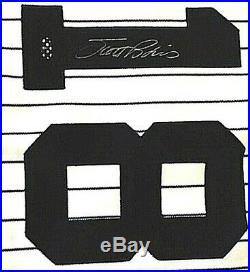 1998 N. Y. Yankees World Series MVP Scott Brosius, autographed jersey. 2 COA's