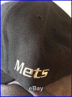 1999 New York Mets TATC Mercury Mets Authentic Cap
