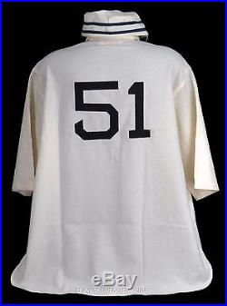 2001 Matt Kinney Turn Back the Clock Game Used Jersey & Hat Minnesota Twins
