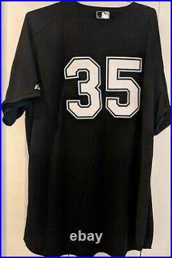 2003-05 Game Used Frank Thomas Chicago White Sox Batting Practice Jersey