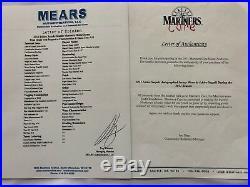 2010 Ichiro Suzuki Game Worn Used & Signed Mariners Baseball Jersey MEARS 10