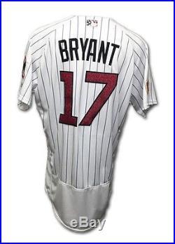 promo code bf882 2fbcf Kris Bryant Bryant Jersey Jersey Kris Cheap lacquer ...
