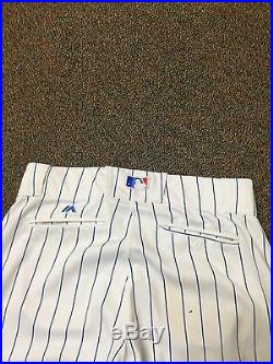 2016 Chicago Cubs Kris Bryant Game Used HR Jersey & Pants 7/4/2016 MLB COA