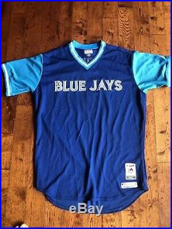 2018 Game Worn Toronto Blue Jays Players Weekend Jersey Aledmys Diaz