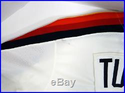 2019 Houston Astros Kyle Tucker #3 Game Issued Cream Jersey 1989 TBTC