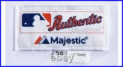 Albert Pujols Los Angeles Angels Game Issued Uniform Jersey Pants MLB Auth 2013
