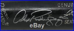 Alex Rodriguez Signed Rookie Game Used Mariners Louisville Bat PSA/DNA GU10