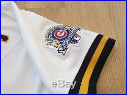 Barry Bonds 1990 Mlb All Star Game Issued Pro Cut Pittsburgh Pirates Jersey Rare