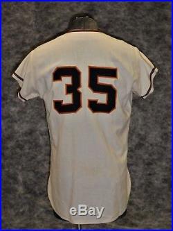 Baltimore Orioles Vintage 1963 Home Game Used / Worn Jersey. Higgins & Scott LOA