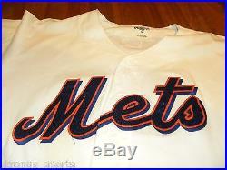Binghamton Mets Brandon Nimmo Game Worn Jersey From Championship Game New York