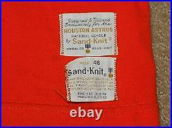 Bob Watson Game Worn Uniform 1975 Houston Astros Don Wilson Millionth Run