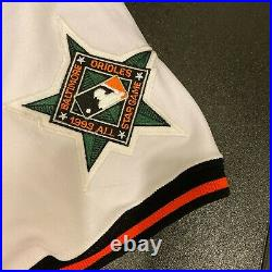 Cal Ripken Jr. 1993 Signed Game Used 1993 All Star Game Jersey & Pants JSA COA