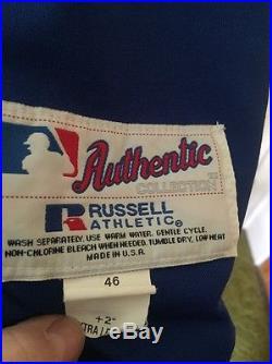 Carlos Beltran Game Used Jersey Mears LOA Royals Yankees Astros Cardinals Mets