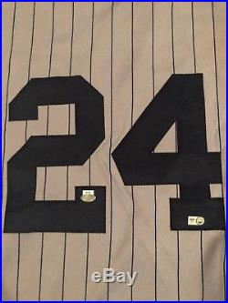 Chicago Cubs Game Used 1918 Throwback Jersey+pants/ Marlon Byrd 2011/steiner Coa