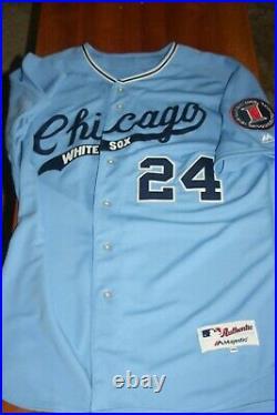 Chicago White Sox 2018 Game Used Uniform Matt Davidson DH