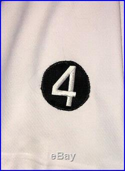 Clayton Kershaw's 2011 LA Dodgers Game-Worn / Used Home Jersey #22 MLB Uniform
