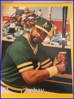 Dave Parker 1988-89 Oakland Athletics As Game Used Jersey + Cap Hat + Shoes
