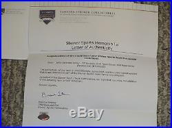 Dellin Betances 2015 Yankees Road Game Jersey Berra postseason patches Steiner