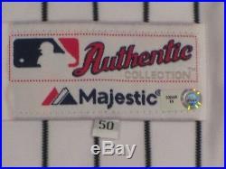 Dellin Betances #53 size 50 2012 Yankees Game used jersey HOME MLB HOLOGRAM AFL