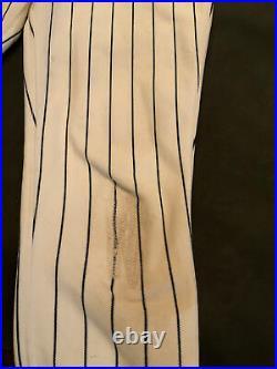 Denver Bears MiLB Game Used Uniform Worn Baseball Jersey and Pants late 1970's