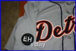 Detroit Tigers 2010 Game Used Jersey Jose Valverde P