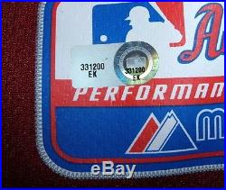 EDGAR GONZALEZ HOUSTON ASTROS GAME USED WORN JERSEY MLB HOLO. (DIAMONDBACKS A's)