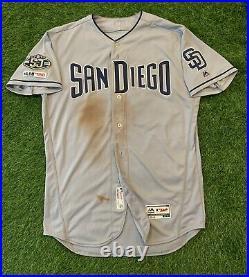 Fernando Tatis Jr. San Diego Padres Game Used Worn Jersey 20th Career HR MLB