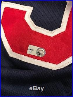 GORGEOUS Justin Morneau Auto'd 2012 Authentic GAME WORN Jersey, Minnesota Twins
